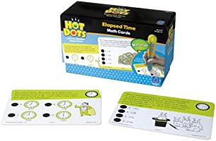 Hot Dots® Elapsed Time Cards