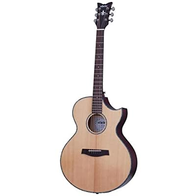 Schecter Acoustic-Electric Guitar