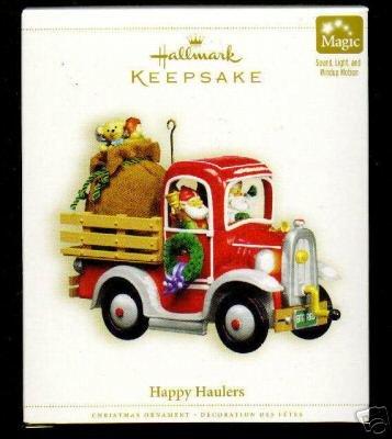 HALLMARK KEEPSAKE Happy Haulers 2006 (Boxed) ()