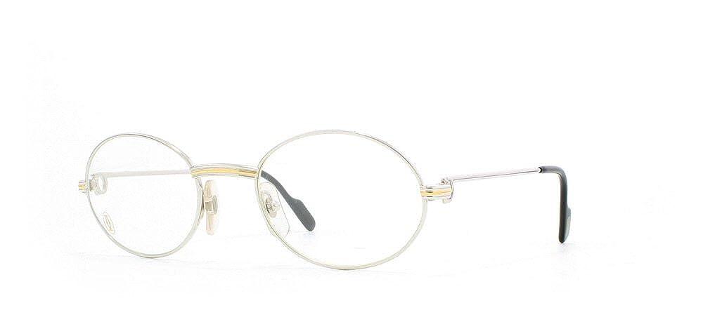 Amazon.com: Cartier St Honore t8100.267 Plt Plata marco de ...