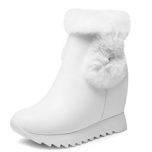 Nine SevenAnkle-boots - Botas mujer blanco