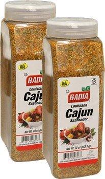 Badia Cajun Seasoning 23 oz Pack of 2