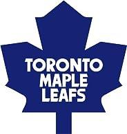 """Toronto Maple Leafs NHL Hockey Car Bumper Sticker Decal 5"""""""