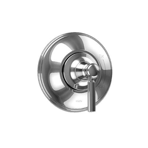 Toto TS211P#BN Keane Shower Pressure Balance Valve Trim,  Brushed (Transitional Pressure Balance Valve)