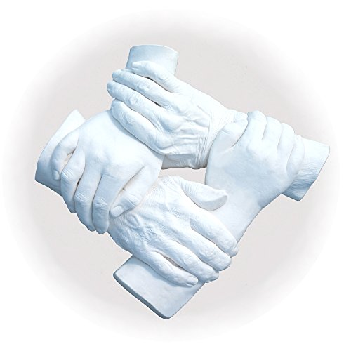 Luna Bean Intertwined Family Hands DIY Casting Kit