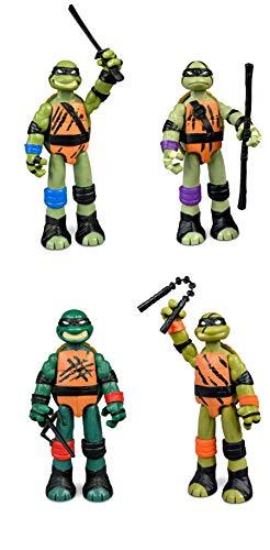 Teenage Mutant Ninja Turtles Totally Turtles Mutant X-Large 11