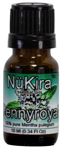 Pennyroyal Essential Oil (Mentha pulegium) Therapeutic Grade By NuKira (10 Ml)