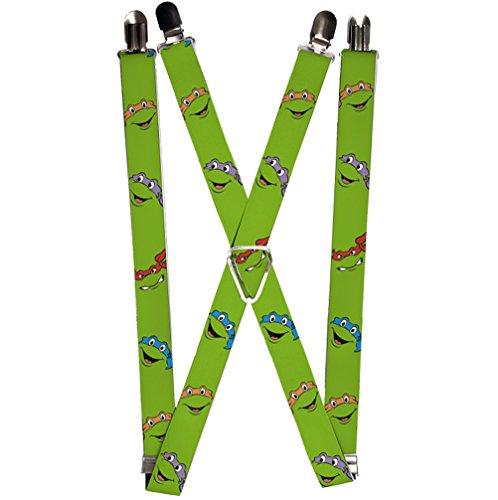 Buckle-Down Suspender - Ninja