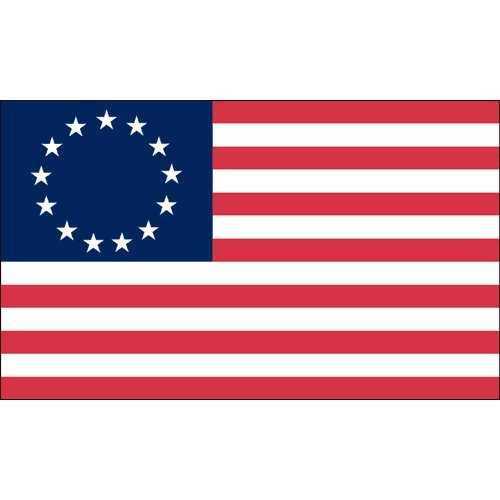 (US Flag Store Betsy Ross Flag Nylon Flag, 3 by 5-Feet)