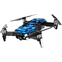 MightySkins Skin for DJI Mavic Air Drone - Space Blocks | Min Coverage Protective, Durable, and Unique Vinyl Decal wrap cover | Easy To Apply, Remove, and Change Styles | Made in the USA