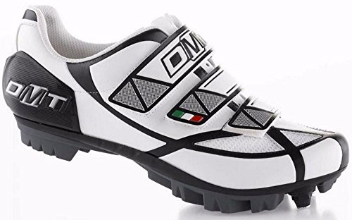 VTT Blanc DMT Robur Noir Chaussures Bfxawx