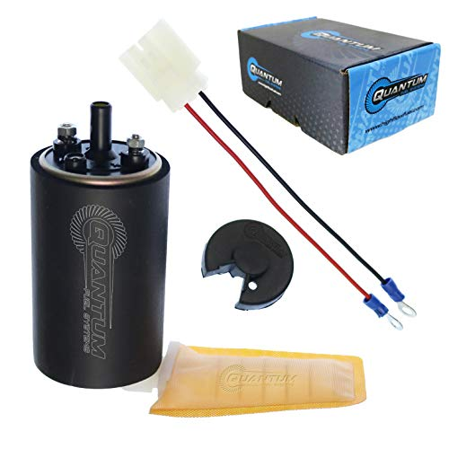 HFP-501 Fuel Pump with Strainer Replacement for Acura Legend (1986-1995) ()