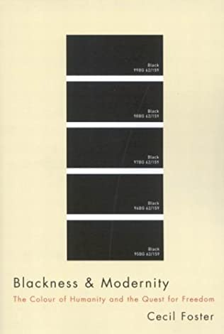 book cover of Blackness and Modernity