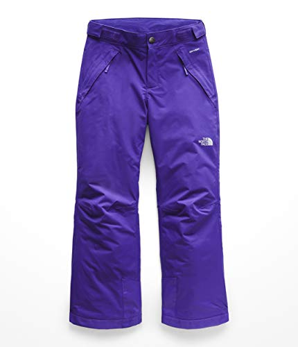 The North Face Girl's Freedom Insulated Pant - Deep Blue - XL