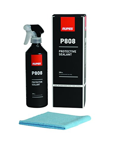RUPES P808 Black Protective Sealant, 15. Fluid_Ounces (Protective Sealant)