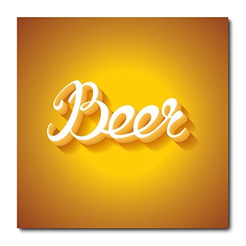 Placa Decorativa - Beer - Cerveja - 2047plmk