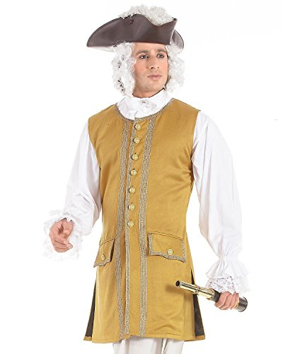 Norrington Commodore Pirate Costume Vest