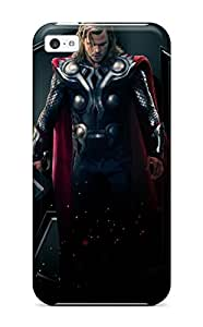 3812043K13915872 Protective Tpu Case With Fashion Design For Iphone 5c (the Avengers 81)
