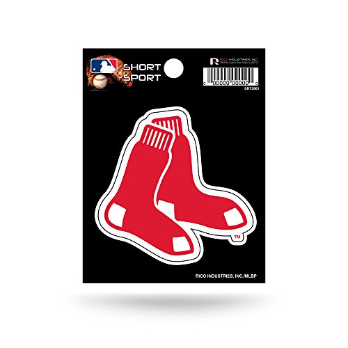 MLB Boston Red Sox Short Sport Decal