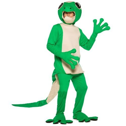Seth Gecko Costumes - Gecko Costume - One Size -