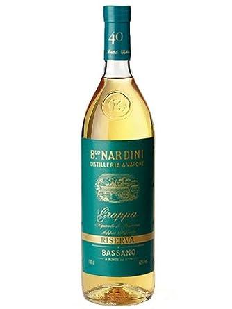 grappa nardini  Grappa Nardini Aquavite Riserva 40% 1L: : Alimentari e cura ...