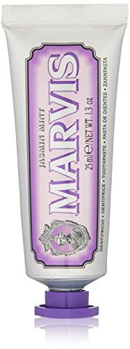 Marvis Jasmin Mint Toothpaste, Travel Size 1.3 oz