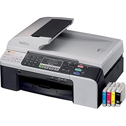 Brother MFC-5460CN Colour Inkjet All-in-One - Impresora ...