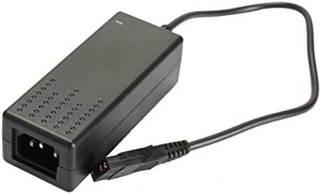 Moligh doll 12V+5V ACアダプタハードディスク電源 ハードディスクドライブ用 ブラック