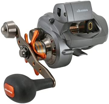 Cadence CB5 Baitcasting Reels Lightweight Graphite Frame Fishing Reels with 8 Corrosion Resistant Bearings Baitcaster Reels Carbon Fiber Drag Baitcast Reels with 6.6 1 Gear Ratio Casting Reels