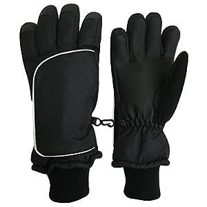 N'Ice Caps Little Kids Easy-On Wrap Thinsulate Waterproof Winter Gloves