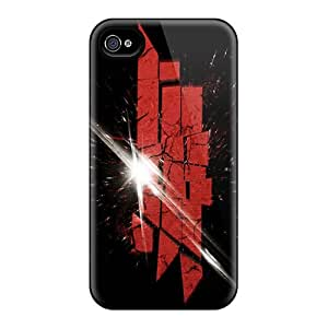 Hot New Skrillex Case Cover For Iphone 4/4s With Perfect Design