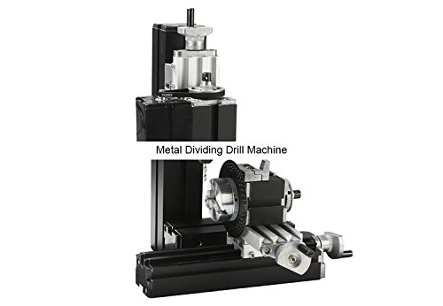 Z10002M 24W Metal Dividing Drill Machine /24W,20000rpm Metal Drilling Machine with Dividing Plate by MUCHENTEC