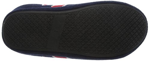 Dunlop Ace, Zapatillas de Estar por Casa para Hombre Azul - azul (Navy)