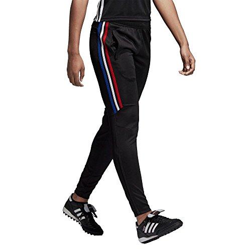 宝石フィード退化する(アディダス) adidas レディース サッカー ボトムス?パンツ adidas Tiro 17 Americana Soccer Training Pants [並行輸入品]