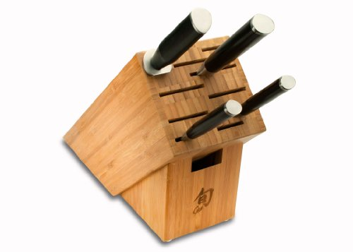 Shun DMS0510 5-Piece Classic Knife Block Set