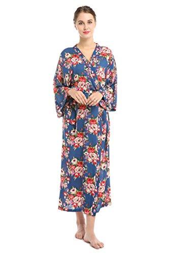 oriental kimono dress - 6