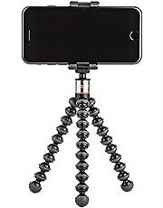 JOBY JB01491-0WW GripTight ONE + GP statief universele mobiele telefoonhouder + GorillaPod Flexi-statief (geschikt voor smartphone/iPhone)