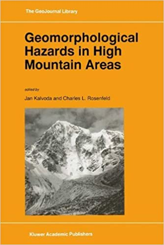 Geomorphological Hazards in High Mountain Areas (GeoJournal