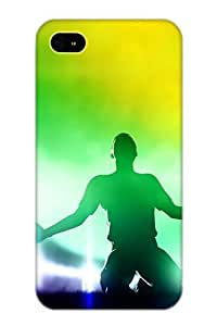 Fashion NBJcrl-3127-ivTWR Case Cover Series For Apple Iphone 5/5S Case Cover (football)
