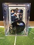 Baltimore Ravens NFL Helmet Shadowbox w/Lamar