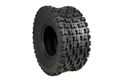 2 Set MASSFX 20X10-9 Dual Compound EOC20109 ATV Tires Rear 6 ply 20x10x9 2 Pack by MASSFX (Image #1)
