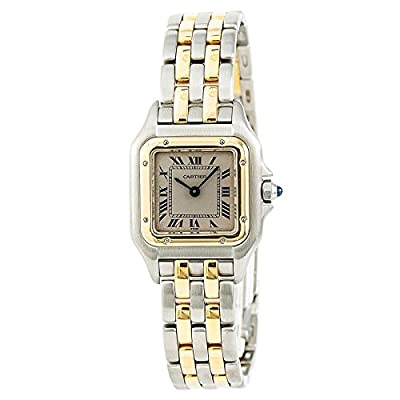 Cartier Panthere de Cartier Quartz Female Watch W25029B6 (Certified Pre-Owned) from Cartier