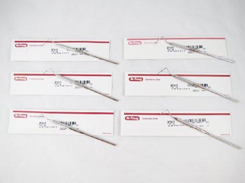 Dental Thin Williams Color Code Probe PCP12 Kit 6/Pcs HU FRIEDY Original by HU FRIEDY