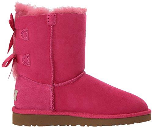 Mixte Y Ugg Bottes Australia Enfant 36 Cerise Bow 22 Souples EU Bailey UGG Pink CgwH0q0