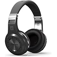 Urvoix Wireless Bluetooth 4.1 Headphones Bass Stereo Headset with Mic, Support TF(Micro SD) Card Playback, FM Radio Available