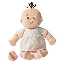 Manhattan Toy Baby Stella Sweet Sounds Soft Nurturing First Baby Doll