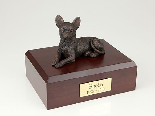 urns cremation pet chihuahua - 3