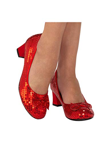 Adult Red Sequin Pump - http://coolthings.us