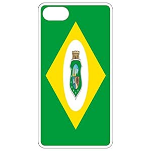 Ceara Flag - White Apple Iphone 6 (4.7 Inch) Cell Phone Case - Cover