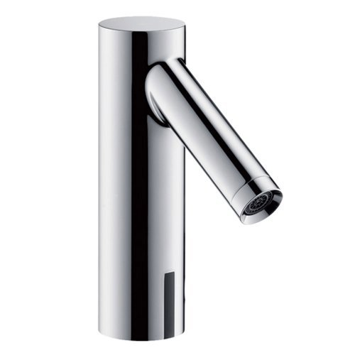 Axor 10101001 Starck Electronic Faucet with Temperature Control, Chrome